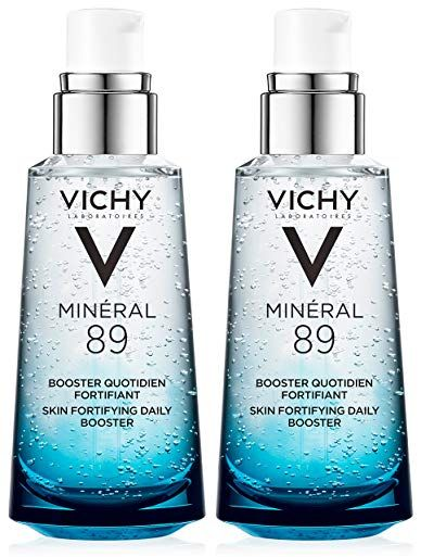 Vichy Mina C Ral 89 Daily Skin Booster Serum And Moisturizer Review Moisturizer Fragrance Free Products Paraben Free Products