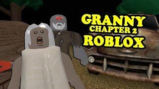 Granny Game Kinh Dị Roblox Granny Chapter 2 Full Game Update Granny Chapter 2 Roblox Map