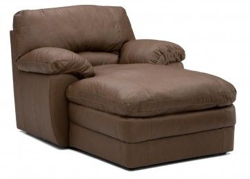 Marcello Chaise In Tulsa Ii Tobacco Leather Grade 1000 Upholstered Chaise Lounge Palliser Furniture Furniture
