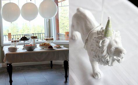 white party ♥♥ white lion