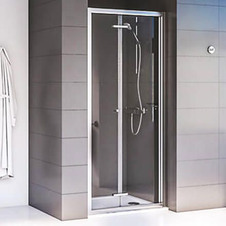 Right Shower Door For Your Bathroom 8 Bifold Shower Door Shower Doors Frameless Shower Enclosures