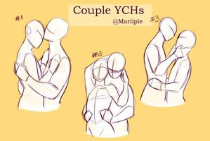 Couple Ychs Set Price Closed By Mariipie Couple Poses Drawing