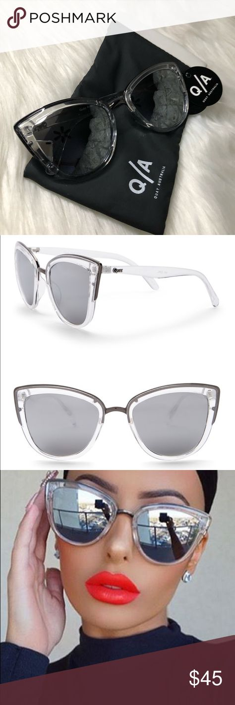 652cddde8c9 List of Pinterest quay my girl clear glasses pictures   Pinterest ...