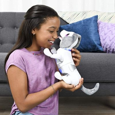 10 Best Robot Dog Toys In 2019 Dog Toys Interactive Puppy