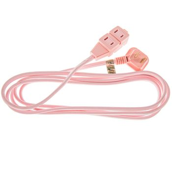 Pink Three Outlet Extension Cord 8 Hobby Lobby 1676477 Extension Cord Cord Cover Fabric Bolts