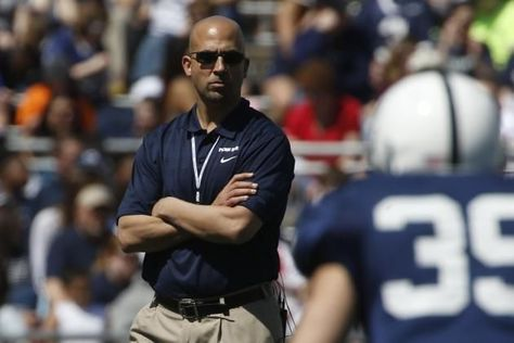 PENN STATE  FOOTBALL 2014  James Franklin shocked the SEC by taking woeful