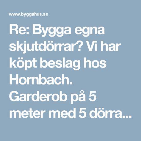 Pin På Nytt Hus Stora Sovrummet