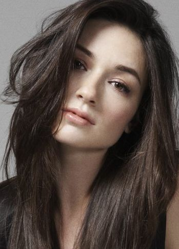 Crystal Reed as Layken / Lake Cohen (Slammed, POR by Colleen Hoover)