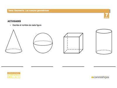 Conmishijos Com Actividades Figuras Geometricas 87 Figuras G Cuerpos Geometricos Para Colorear Figuras Geometricas Para Ninos Figuras Geometricas Para Armar