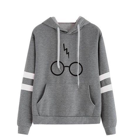 a9f803650 Minetom Women s Autumnn Fashion Long Sleeve Pullover Harry Potter Glasses   affiliate