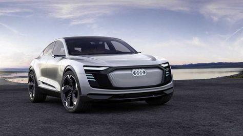 Video Audi Confirma Un Tercer Vehiculo Electrico Antes De 2020 Electric Car Concept Audi Suv Audi