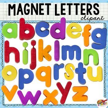 Magnet Letter Clip Art Lowercase Alphabet In 2020 Lowercase Alphabet Lettering Lowercase A