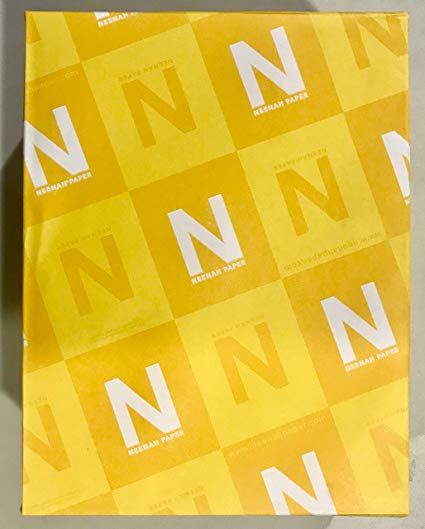 Neenah Paper 4456 Neenah 110lb Classic Crest Cardstock 8 5 X11