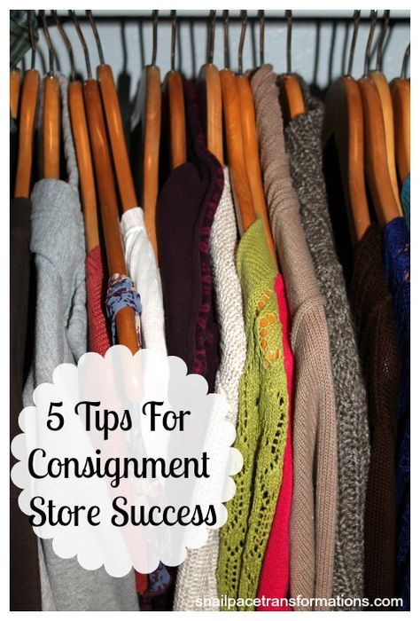 These 5 tips will help you receive a tidy profit off the clothes your family no longer wears.