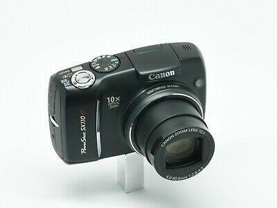 Mint Canon Powershot Sx110 Is 9 0 Mp Digital Camera 10x Powershot Camera Digital Camera