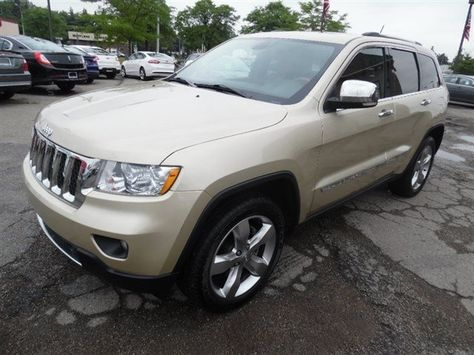 2011 Jeep Grand Cherokee Overland 4wd 19 995 2011 Jeep Grand