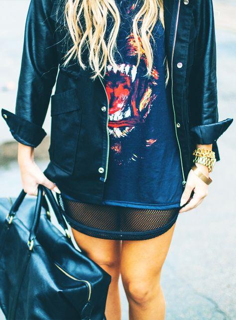 Pin De Mau Llamas Em Clothes Look Fashion Looks Style Looks