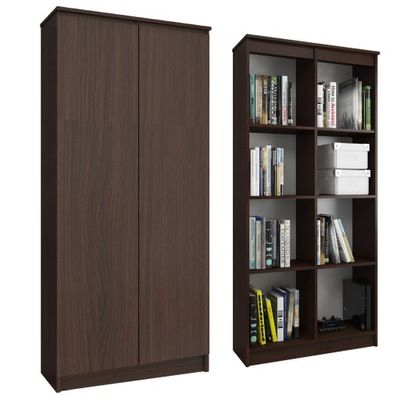 Regal Na Ksiazki Do Salonu Z Barkiem Indigo 7446285277 Oficjalne Archiwum Allegro Home Decor Shelves Bookcase