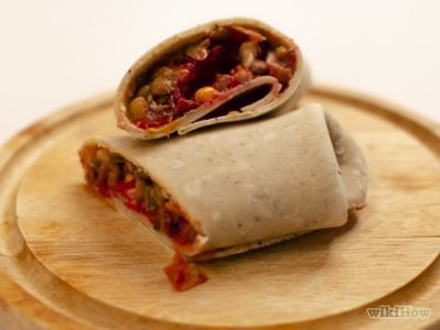 How to Fold a Wrap -- via wikiHow.com
