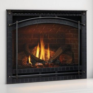 Heat Glo Slimline 7 With Images Gas Fireplace Insert