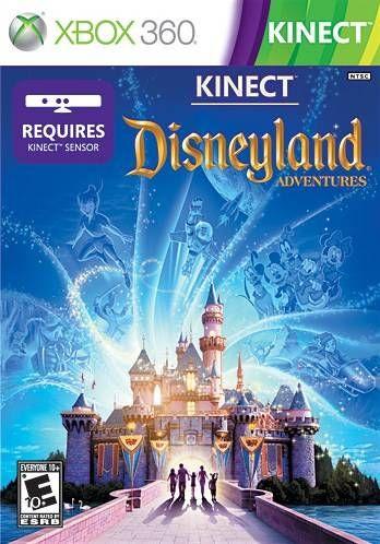 Kinect Disneyland Xbox 360 Game In 2020 Xbox Kinect Kinect Xbox 360 Games