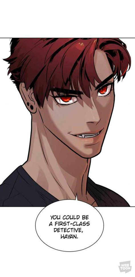 Unholy Blood Wallpaper Webtoon
