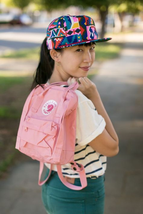 Fresh Prince + Pink Kanken Mini | Fashion Outfit ...