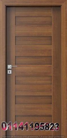 ابواب خشب مودرن Modern Wooden Doors Door Design Interior Modern Door