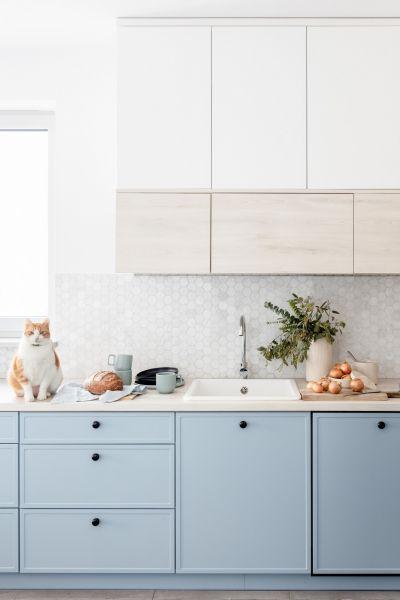 Pomysly Na Sciane Nad Blatem W Kuchni Kuchni Pomyslnakuchnie Plytki Home Decor Decor Home
