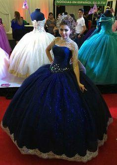 Tu Vestido De 15 Años Hermosos Vestidos De 15 Largos En