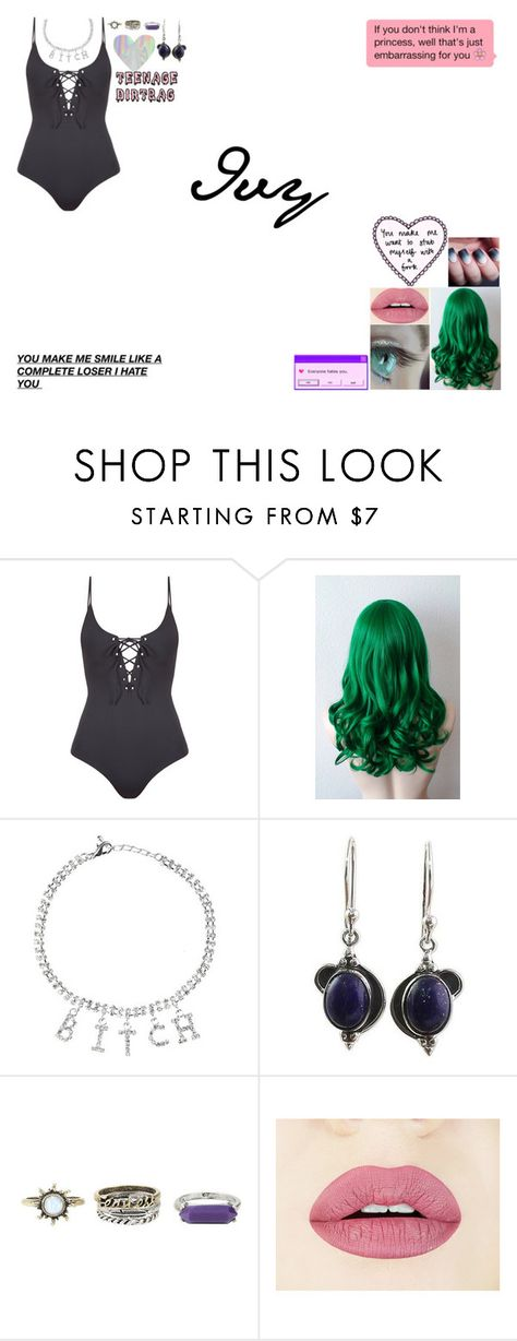"""""""Ivy"""" by jessisobsessed ❤ liked on Polyvore featuring Tavik Swimwear and NOVICA"""