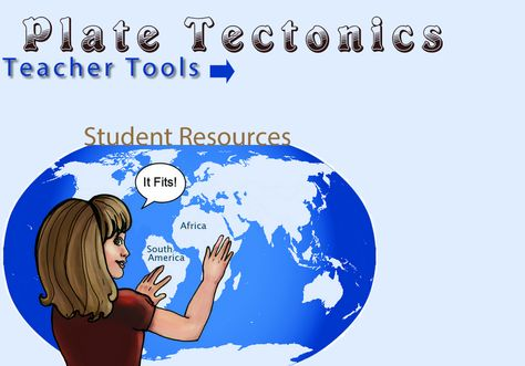 TOUCH this image: STEAM into Tectonics by Patricia Merlino: She has got tons of resources including videos, app lists, curated Pinterest boards, a slide presentation designed for students, and much more!