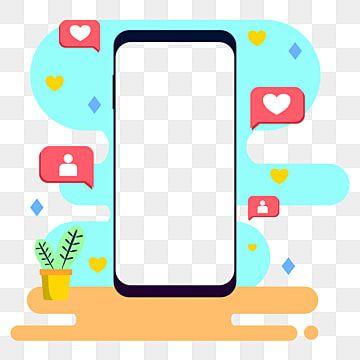 Social Media Marketing Online Vector Png Image Phone Call Logo Canva Tutorial Marketing Icon