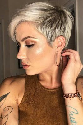 The Top 21 Short Pixie Cuts for 2021 Have Arrived