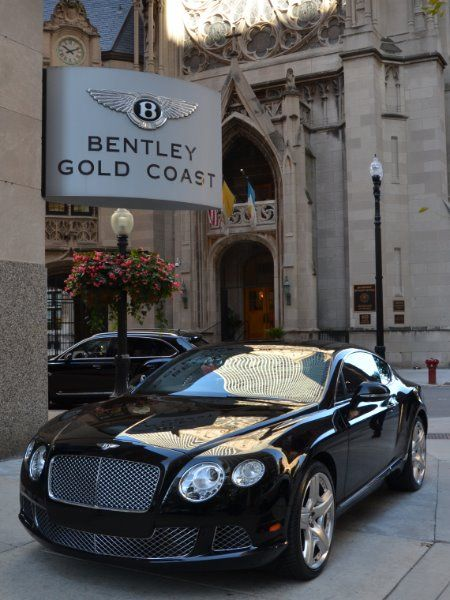 Used 2012 Bentley Continental Gt Chicago Il Bentley Luxury Car Dealership Dream Cars