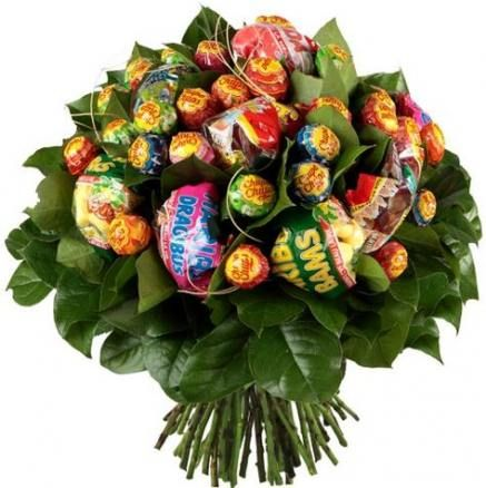 Flowers Bouquet For Girlfriend Sweets 65 Ideas Flowers Flowers