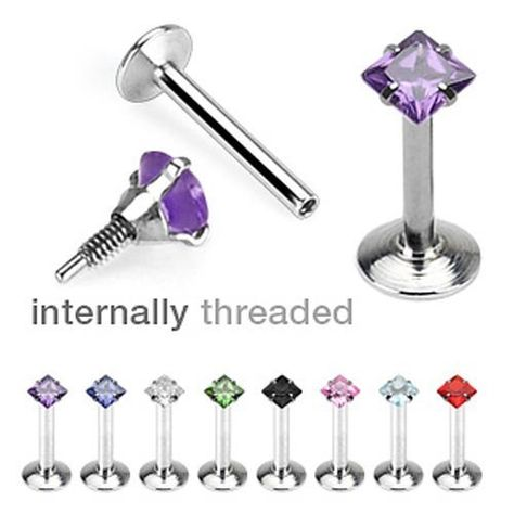 BodySparkle Body Jewelry Pink NO-SEE-UM Straight Barbell 14g-Hide Tongue Piercing-Ear Piercing-14g Tongue Retainer Nipple