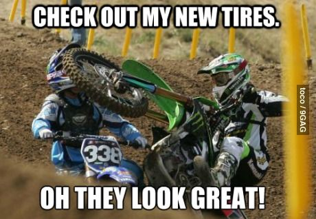 Motocross by eekain - A Member of the Internet's Largest Humor Community Dirtbike Memes, Motocross Funny, Motocross Quotes, Dirt Bike Quotes, Motorcycle Memes, Biker Quotes, Motocross Bikes, Really Funny Memes, Stupid Funny Memes