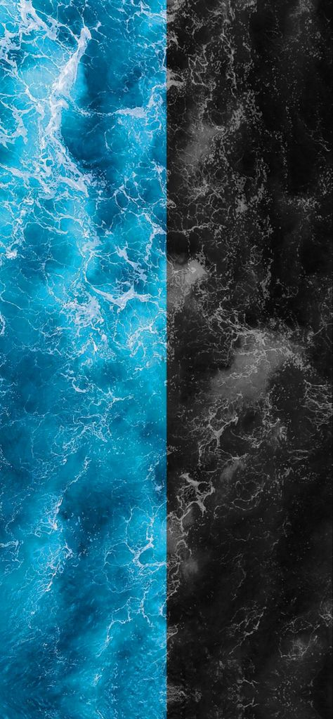 Sea | DUAL Wallpaper for iOS 14