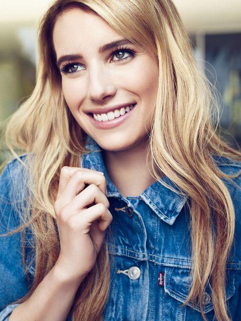 dailyactress:  Emma Roberts - Levi's Photoshoot 2014
