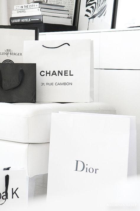 Shopping I City life I Chanel I Dior