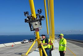 Bridge Inspections Cable Stayed Bridge Bridge Engineering Inspect