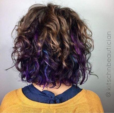 59 New Ideas For Hair Color Peek A Boo Peekaboo Highlights Hairstyles Gray Hair Highlights Hair Highlights Colored Hair Tips