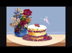 Happy Happy Birthday Funny Happy Birthday To You Flower Birthday Cards Youtube Birthday Birthday Cards Flower Birthday Cards
