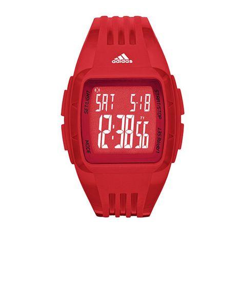 d4e76792db6 Informações do Relógio Marca  Adidas Estilo  Esportivo Mecanismo  Digital  Modelo  ADP3172 8VN Gênero  Masculino Características Material da Caixa   Plástico ...