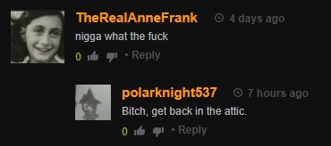Porn anne frank The complete
