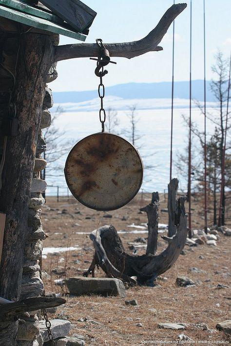 Lake Baikal area, Siberia, Russia