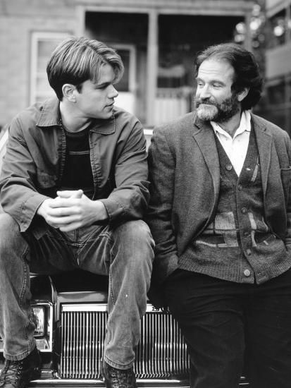 Good Will Hunting Photo Allposters Com Good Will Hunting Movie Good Will Hunting Robin Williams