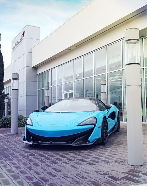 Beautiful Mclaren Dallas In 2020 Luxury Cars Maclaren Cars Mclaren