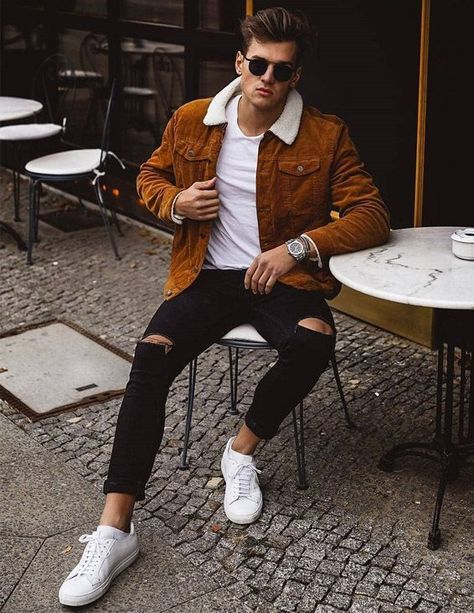 Latest & Most Popular Men's Fashion Ideas In 2019 | Stylesmod